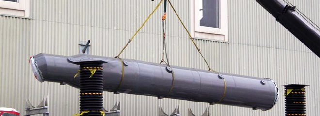 Isolated Phase Bus Duct Replacement | Surry Nuclear Power ...