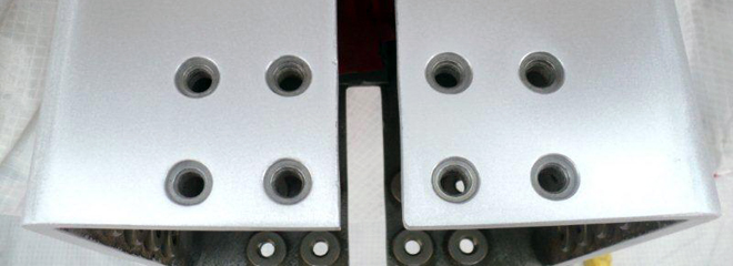 Photo of In-field Silver Plating