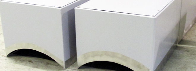 Fabricated Partial Discharge Compartment