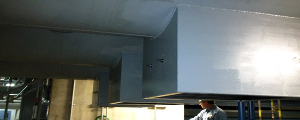 Partial Discharge Compartment Installation Photo