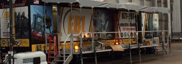 EBI's R3 Mobile Contingency Unit