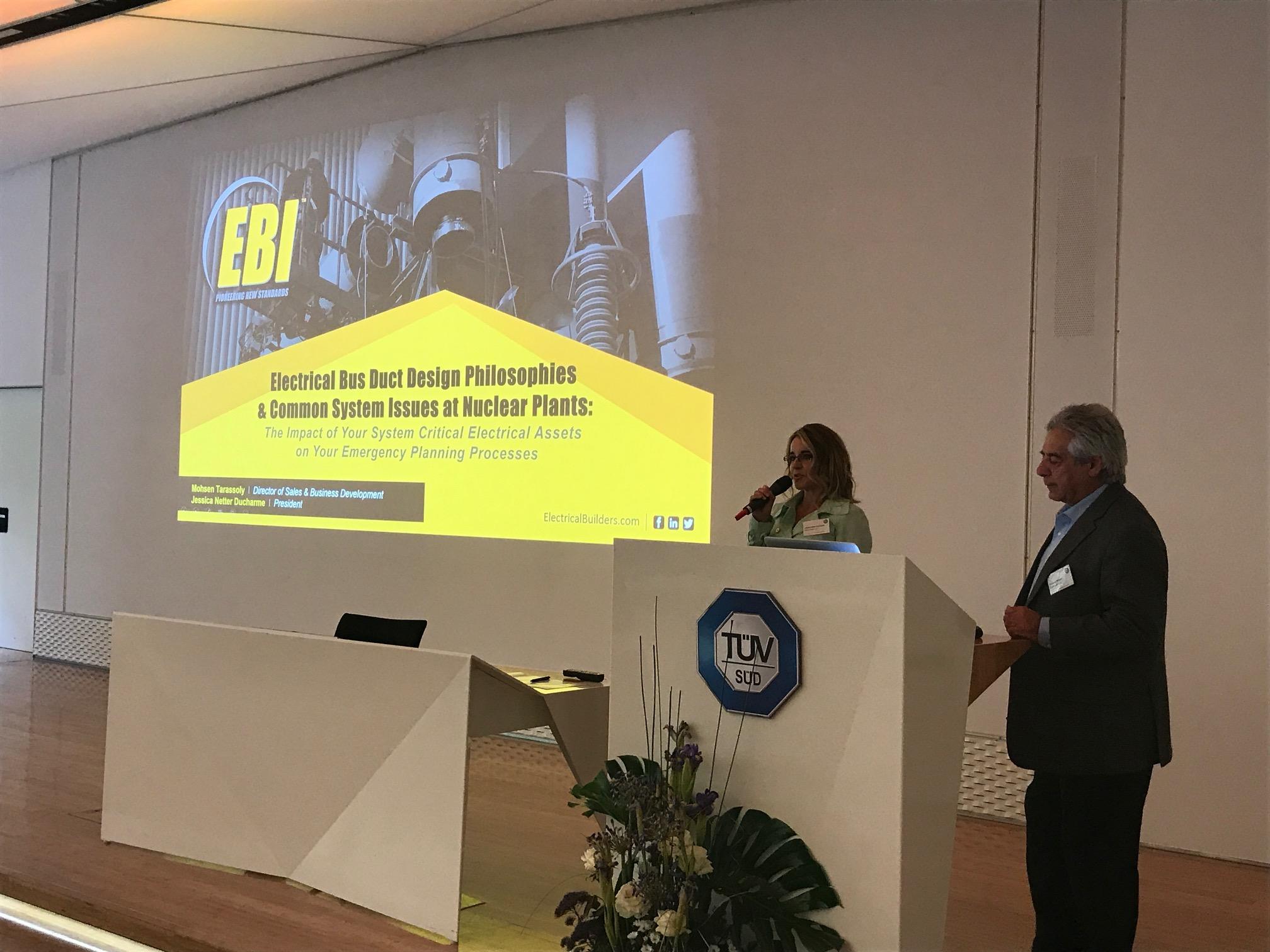 EBI in Germany