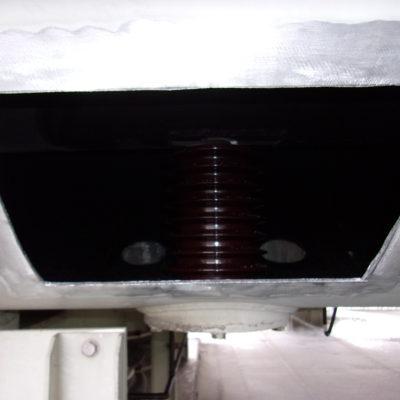 Welded Inspection Window