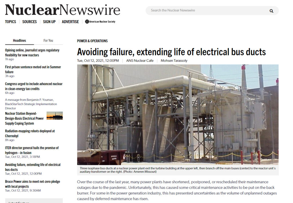 ANS Newswire_BusMaintenanceArticle